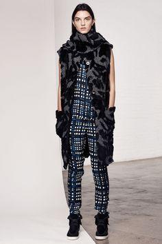 Thakoon Addition défilés pré-collections automne-hiver 2015-2016 #mode #fashion