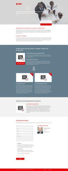 EHA Landing Page ©convoyinteractive