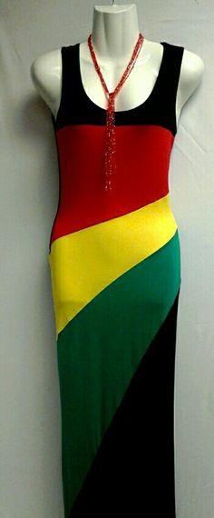 Reggae dresses