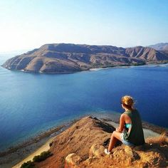 There aren't many places in the world where you can sit and look out over 70,000 islands. Indonesia is one of a kind. #gapsnap user @ellzzzg has quite a view! #lombok #flores #indonesia #view #views #viewpoint #sea #island #islands #islandgirl #travel #traveling #travelling #travelgram #travelphotography #instatravel #gapyear #backpacking