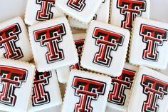 Texas Tech cookies!