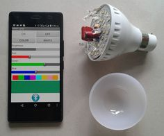 A smart bulb is an internet or Bluetooth-capable LED light bulb that allows lighting to be customized, scheduled and controlled remotely. Smart bulbs are among th...