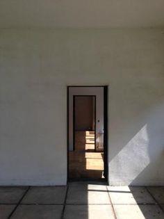 villa Savoye - entrée chambre Mr et Mme Savoye (dite des parents)
