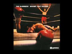 The Glimmers - U Rocked My World