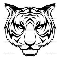 тигр, графика: 18 тыс изображений найдено в Яндекс.Картинках