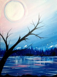 Paint Nite events near Hollywood Park, TX, United States | Paint Nite