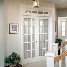 Glass & French Doors - 15 Lite French Door
