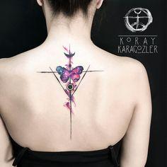 Butterfly Transformation by koraykaragozler.deviantart.com on @DeviantArt