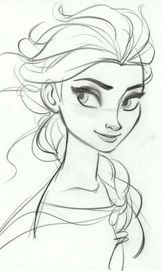 Elsa, from frozen