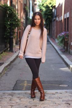 How To: Wear Brown with Black   Her Campus