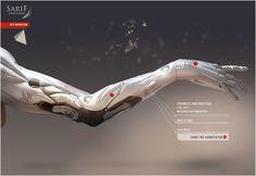 Game : Deus ex : human revolution (Sarif Industries) / fausse campagne sur les implants