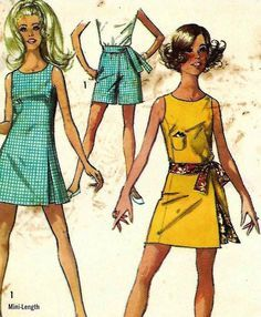 1960s clothing fashion in 70 s dresses dress patterns pattern 1970s Girls Fashion 1960s clothing