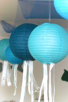 Lantern jellyfish!