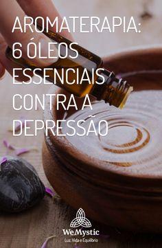 Os óleos essenciais contra a depressão são um tratamento auxiliar no combate os estados depressivos. Veja quais são as fragrâncias mais indicadas.