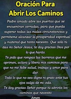Catholic Prayer For Healing, Catholic Prayers In Spanish, Spiritual Prayers, Prayers For Healing, Life Lesson Quotes, Life Quotes To Live By, God Prayer, Prayer Quotes, Bible Quote Tattoos