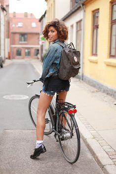 Christina Caradona Biking in Roskilde  http://troprouge.blogspot.com/2013/07/biking-in-roskilde.html
