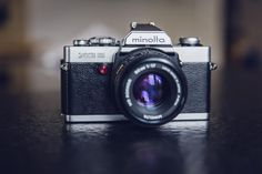 ⭐ Get this free picture Minolta Silver and Black 35 Mm Camera     https://avopix.com/photo/46484-minolta-silver-and-black-35-mm-camera    #reflex camera #photographic equipment #camera #equipment #lens #avopix #free #photos #public #domain