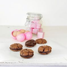Cakes in the city: Brownie-cookies sandwishes