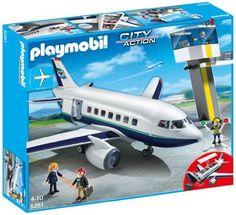 Playmobil - 5261 - Jeu de Construction - Avion et Tour de Contrôle Playmobil http://www.amazon.fr/dp/B0077QST58/ref=cm_sw_r_pi_dp_NMLOvb0HQ44RC
