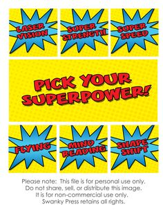 PICK-YOUR-POWER
