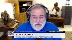 Alex Jones - HD Commercial Free - Friday (7-7-17)  Steve Quayle & Laura ...