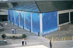 """MN Zoo-Apple Valley, MN-""""Our Ocean Family""""-Wyland"""