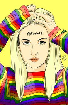ideas for music lover logo Hayley Paramore, Paramore Hayley Williams, Hayley Williams Quotes, Paramore Wallpaper, Hayley Williams Style, Hayley Wiliams, Indie, Fanart, Arte Horror