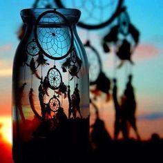 Dreamcatcher sunsets