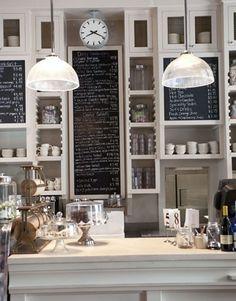 Coffee shop inspiration