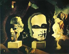 The Three Ages, Salvador Dali