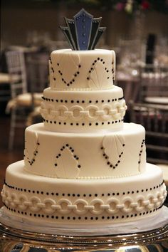 Wedding Cake In The Great Hall At A Mechanics Reception Worcester MA