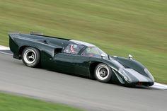 1965 Lola T70 #Chevrolet
