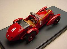 LE MANS 1932 -  ALFA ROMEO 8c 2300 LM  #8  -  Pinko