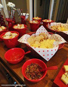 """Casos e Coisas da Bonfa: Festa Suíça + receitas de """"vin chaud aux épices"""" e """"fondue aux bolets"""""""