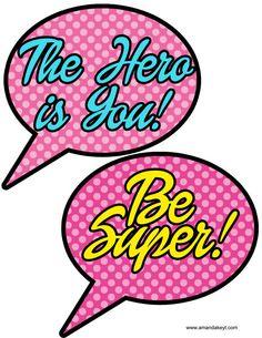 Instant Download Barbie Princess Power by AmandaKPrintables