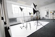 Equipment.   Photography Studio Hire in London UK