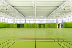 Gallery of Neumatt Sports Center / Evolution Design - 8