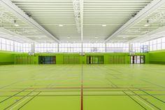 Gallery of Neumatt Sports Center / Evolution Design - 8