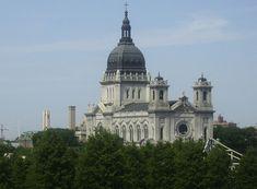 Basilica of Saint Mary, Minneapolis MN