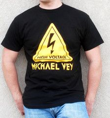 Michael Vey High Voltage Tee. Want. Want. Want.