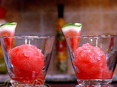 The Neelys' Watermelon Sorbet
