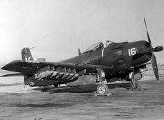 VMA-121 AD-4  Korea 1952