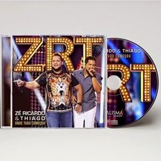 CD Zé Ricardo e Thiago – Onde Tudo Começou (2015) ~ MT sertanejos - O Seu site da Música sertaneja!