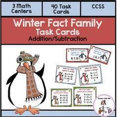 Winter Fact Family