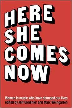 i have an essay in this badass anthology about women in music who have changed our lives