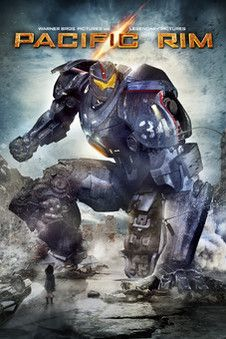 Pacific Rim. Big, blockbuster action, hunky Charlie Hunnam, and just the right amount of humor and cheesiness. Loved it.