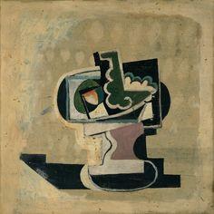 Pablo Picasso Fruit Bowl Paris, 1919 Oil on canvas 45.5 x 45.5 cm Museo Picasso Málaga Gift of Christine Ruiz-Picasso