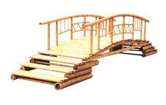 cool bamboo bridge