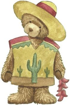 MEXICAN TEDDY BEAR