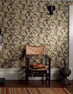 william morris wallpaper | William Morris - Leicester Wallpaper